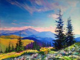Mount Pip Ivan by Gudzart