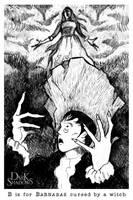 Gashlycrumb Barnabas by seeing-the-dark