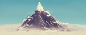 Mountain by wabea