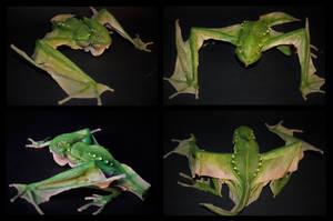 Fragon (Frog Dragon) by BryrePatch