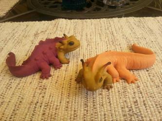 Salamander WIP  by BryrePatch