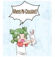 Where's My Chocolate by WakaXO