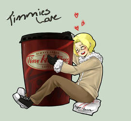Timmies Lover by WakaXO