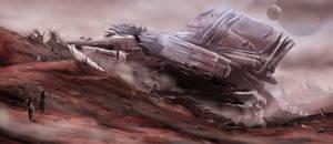 Wreckage by Tysho