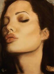 Angelina Jolie by ChOcOkristi
