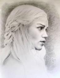 Daenerys Targaryen by ChOcOkristi