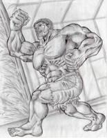 Hulk SMASH! by Callsign-White-Tiger