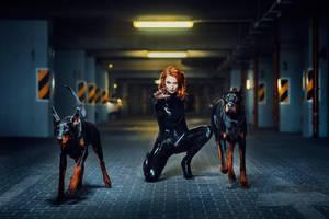 Avengers by OlgaBlair