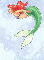 Ariel by QueenOfTheCute