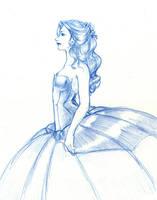 Cinderella by QueenOfTheCute