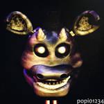 Bulls animatronic head by Popi01234