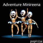 Adventure Minireena by Popi01234