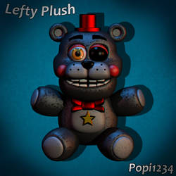 Lefty Plush by Popi01234