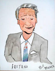 Bill Maher by mario-gaetano