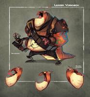Vorknech by DeadSlug