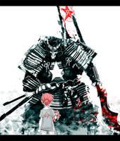 Samurai by DeadSlug