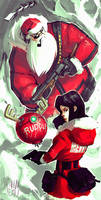 Merry christmas by DeadSlug