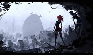 Last hope by DeadSlug