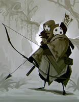 Archer by DeadSlug