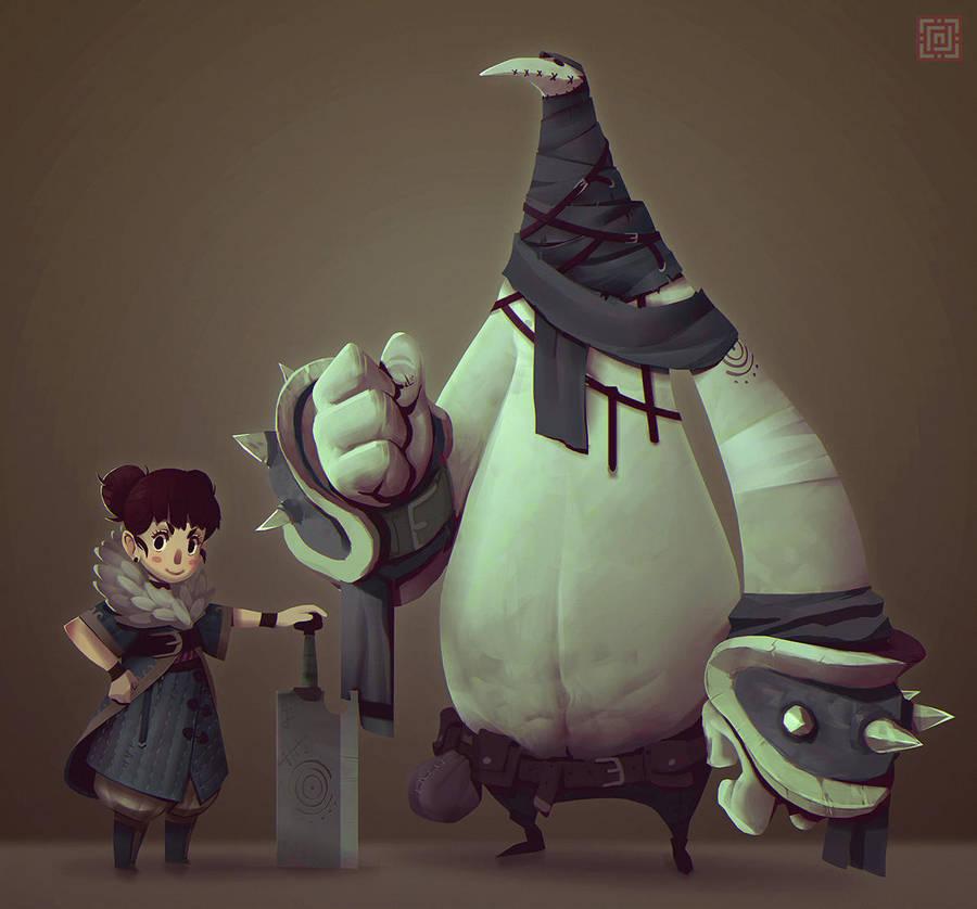 Little team by DeadSlug