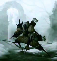 Black knight 3 by DeadSlug