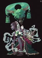Priestess by DeadSlug