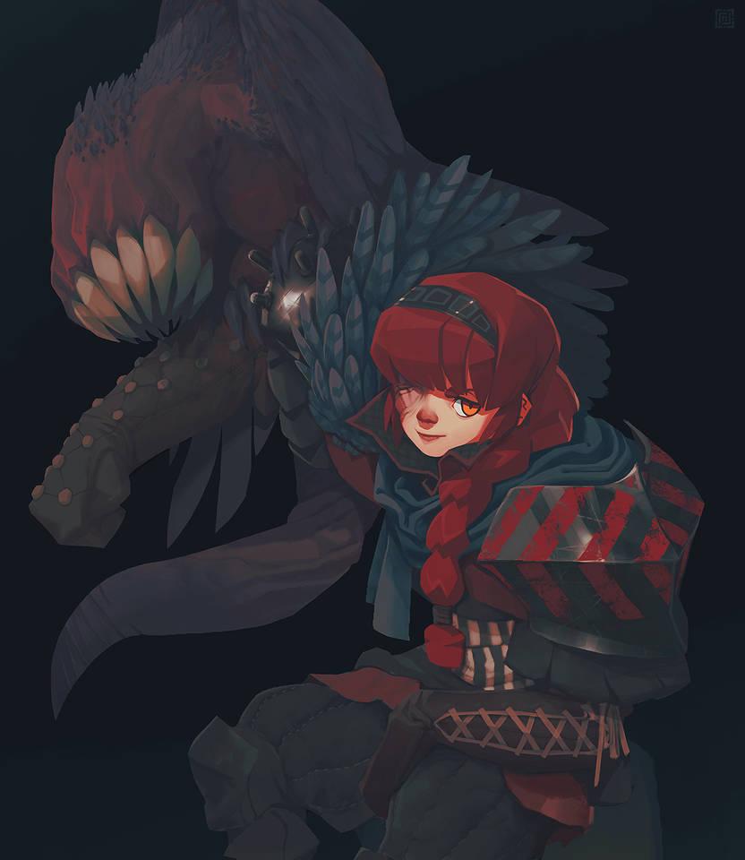 Beast Master by DeadSlug