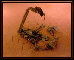 Scorpio by Steel-Eyes