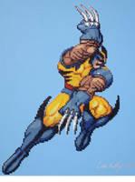 Wolverinecanvas by Sulley45635