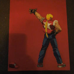 TerryBogard by Sulley45635