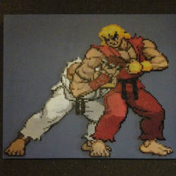 KenRyu2finished by Sulley45635
