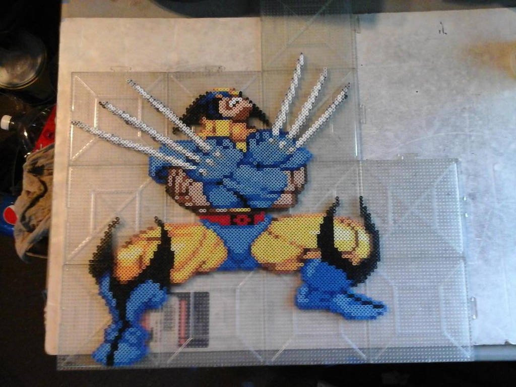 Wolverine5 by Sulley45635