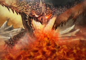 Dragon Fire by SanOzbulbul