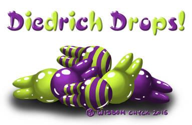Diedrich Drops by Sofa-Cushion