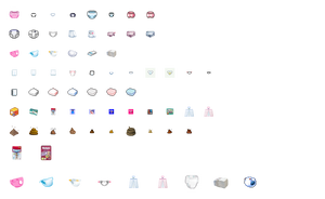 AB Icon Sets - Diapers by Piffle-Stix