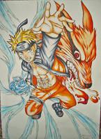 Naruto by Kagoe