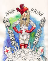 Maria Brink : In This Moment by Kagoe