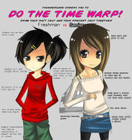 Time Warp Time rofl by Sor2Y