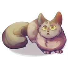 Dovewing - Warrior Cats by SkittleKind