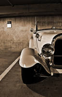 Classic Ford by lowjacker