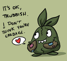 Trubbish by pettyartist