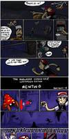 NCLG-- MEWTWO by pettyartist