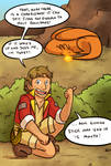 Pokemon Ranger Irwin by pettyartist