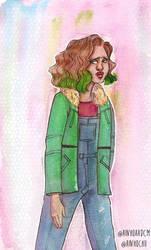 Laura Wilson by Ainhochu