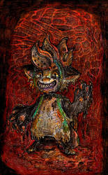 .: -Bagbeans Giftart- Twisted Ink -Pangobeans- :. by PrideAlchemist7