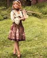 Steampunk girl by IzmaylovNail