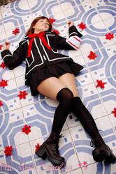 Yuuki Cross Rest by plu-moon