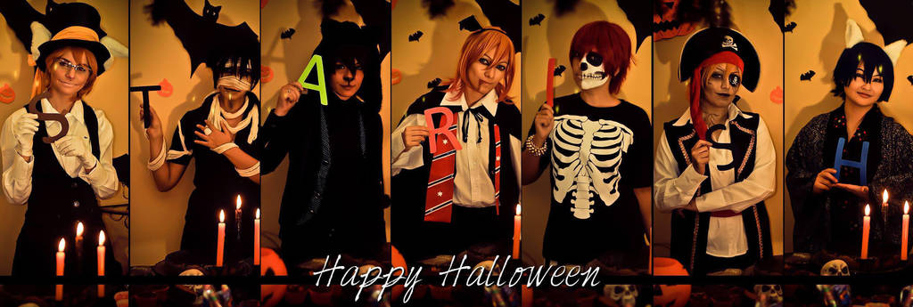 UtaPri Halloween Party By Plu Moon