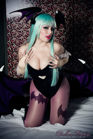 Morrigan by plu-moon