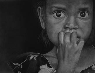 Portrait of a Child by Paul-Shanghai